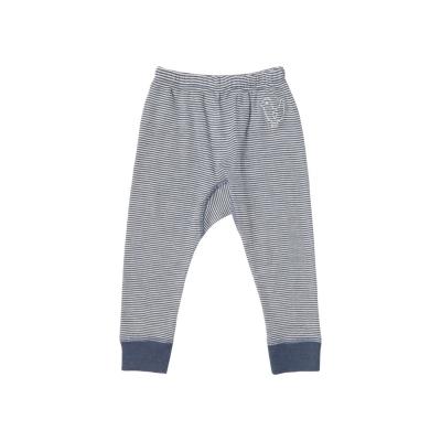 Siidivilla sinisetriibulised püksid