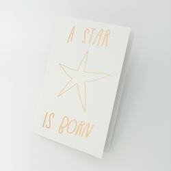 Täht on sündinud! & A Star is Born õnnitluskaardid