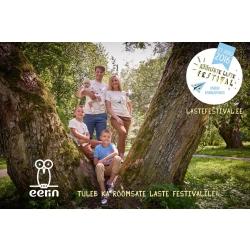 Rõõmsate Laste Festival ja Liivakaru lastemoe päev Pärnus