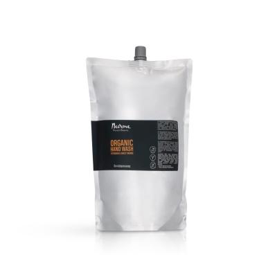 TÄITEPAKEND Orgaaniline kätepesuseep petitgrain ja magus apelsin 1 l