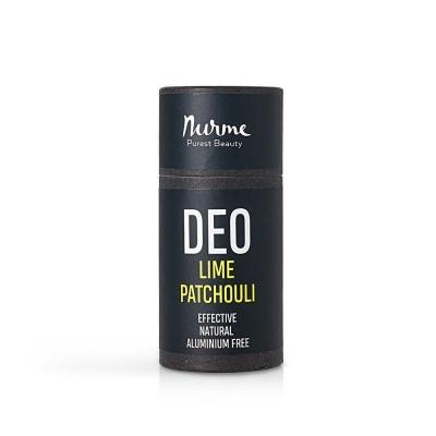 Looduslik deodorant laimi ja patšuliga 80g