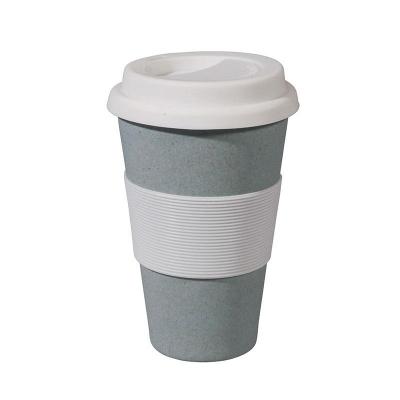 Korduvkasutatav kohvitops, helesinine