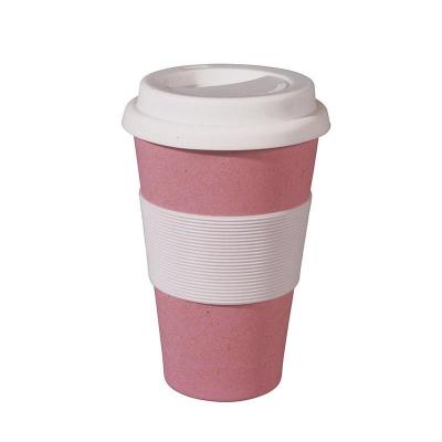 Korduvkasutatav kohvitops, roosa