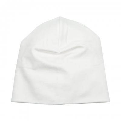 Paksemast bambusviskoosist müts, valge