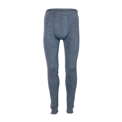 Meeste pikad püksid, vill ja puuvill, sinised