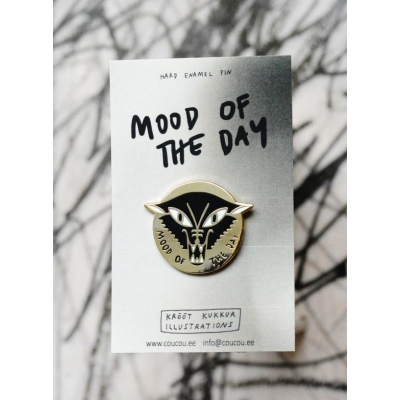 Mood of the Day 2019 pin