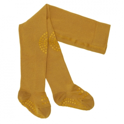 Puuvillased sukkpüksid, sinep