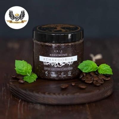 Kehakoorija kohvimünt 200 ml