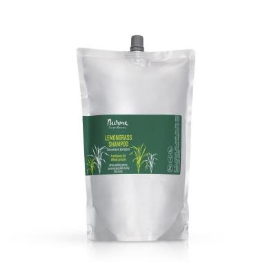 TÄITEPAKEND Looduslik sidrunheina šampoon Pro Vitamin B5 1l