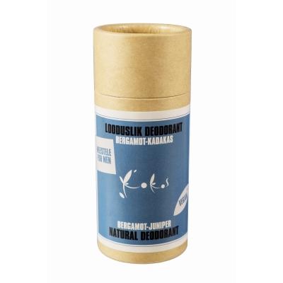 Deodorant meestele, BERGAMOT-KADAKAS 90 g