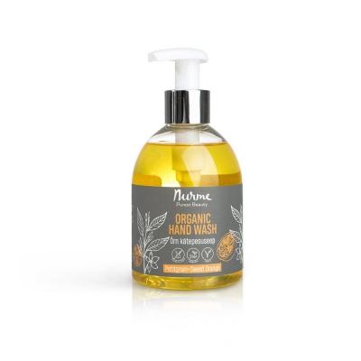 Kätepesuseep petitgrain ja magus apelsin 250ml