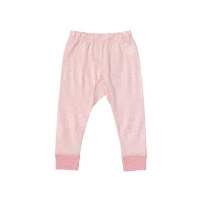 Siidivilla püksid, roosatriip