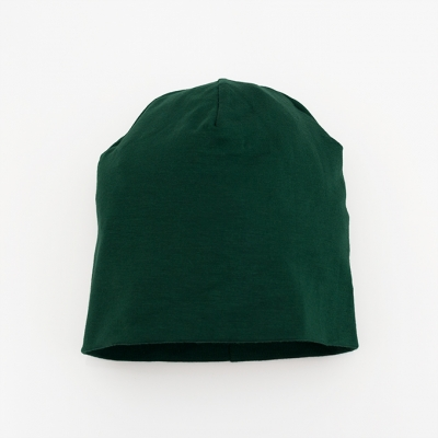 Roheline bambusest müts