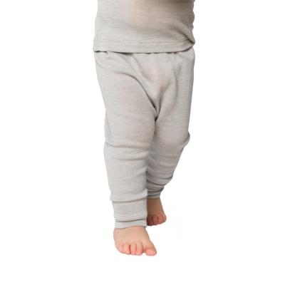 Siidivilla püksid, hallid