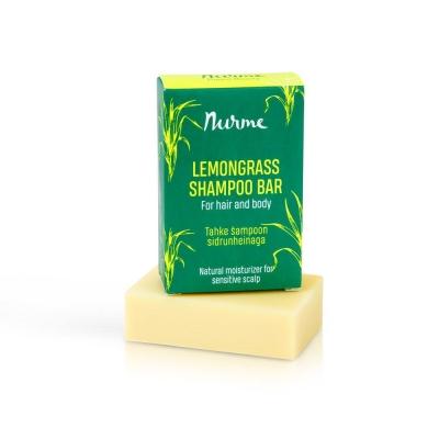 Sidrunheina tahke šampoon, 100g