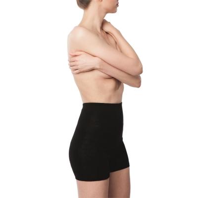 Naiste siidivilla lühikesed püksid