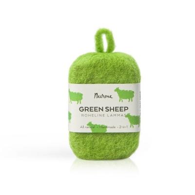 Roheline lammas – vilditud seep 80g