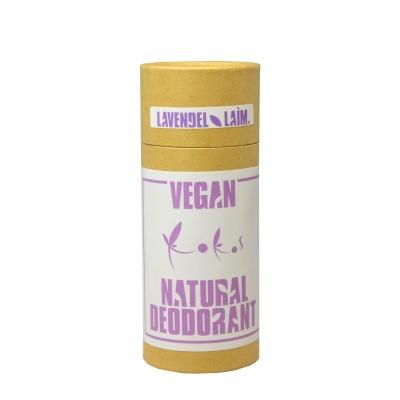 Vegan-deodorant kandelillavahaga, LAVENDEL-LAIM 90 g